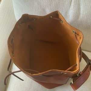 Louis Vuitton Bags - Louis Vuitton Petit Epi Shoulder Bag Kenya Brown